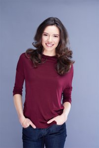 Portrait of Monica Newman